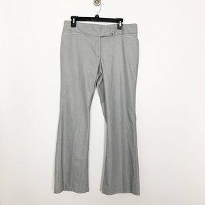 WHBM Legacy Modern Boot Cut Dress Pants 10R #2737